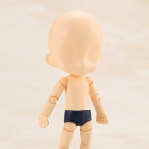 Cu-poche Extra: Male School Swimsuit Body