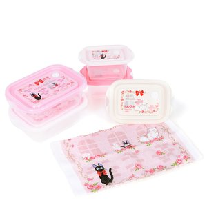 Kiki's Delivery Service Kiki 6-Piece Rose Lunch Gift Set