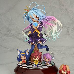 No Game No Life Shiro 1/7 Scale Figure (Re-run) [Pre-order]
