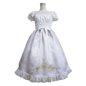 Atelier Pierrot Celeste Anges Dress Off-White