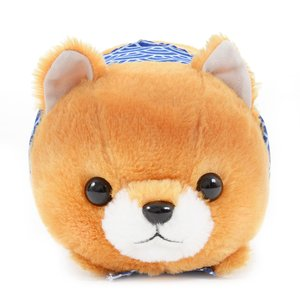 Tsumikko Mameshiba San Kyodai Tottering Dog Plush Collection Mametaro