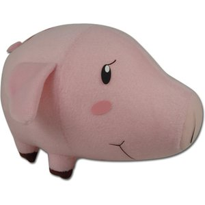 The Seven Deadly Sins 8'' Hawk Plush