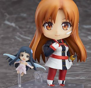 Nendoroid Sword Art Online the Movie: Ordinal Scale Asuna & Yui