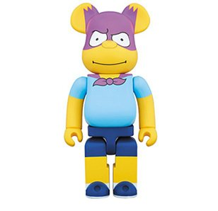 BE@RBRICK The Simpsons Bartman 1000%