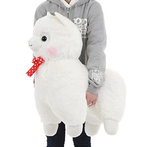 Alpacasso Super Jumbo Plush