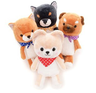 Mameshiba San Kyodai Sitting Big Dog Plush Collection
