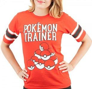 Pokémon Trainer Red Hockey Juniors T-Shirt