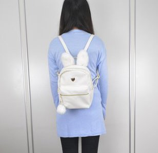Secret Door Bunny Backpack