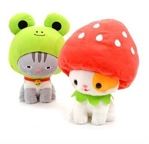 Nekokkaburi Cat Plush Collection (Big)