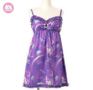 6%DOKIDOKI Night Trip Dress