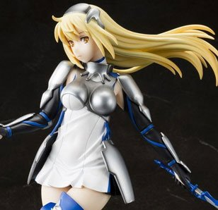 Sword Oratoria Ais Wallenstein -Princess of Sword- 1/8 Scale Figure