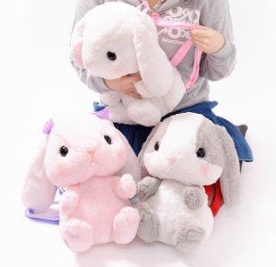 Pote Usa Loppy Rabbit Backpacks Ver. 2