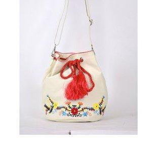 Altrose Hippie Canvas Shoulder Bag