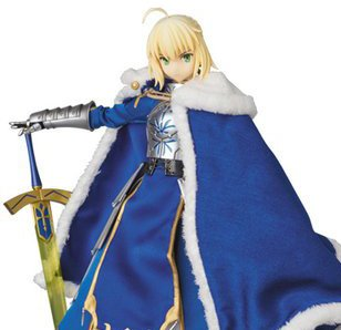 Real Action Heroes Fate/Grand Order Saber Artoria Pendragon