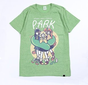 PARK x OMOCAT Collaborative T-Shirt