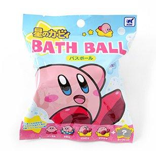 Kirby Bath Balls
