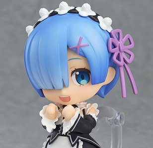 Nendoroid Re:Zero -Starting Life in Another World- Rem