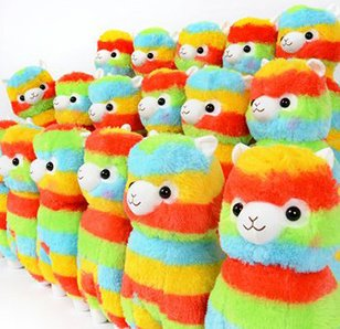 [TOM Exclusive] TOMpacasso Alpaca Plush (Big)