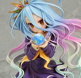 No Game No Life Shiro Figure