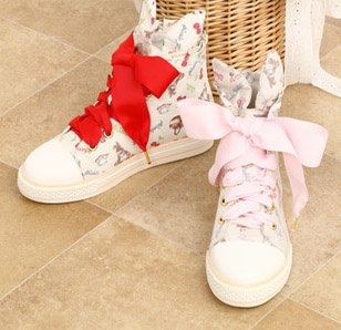 LIZ LISA Picnic Rabbit Sneakers