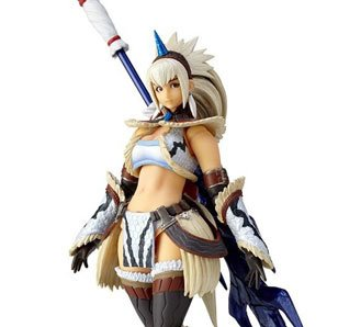 Vulcanlog Monster Hunter: Hunter Swordswoman Kirin Ver. Figure