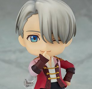Nendoroid Yuri!!! on Ice Victor Nikiforov