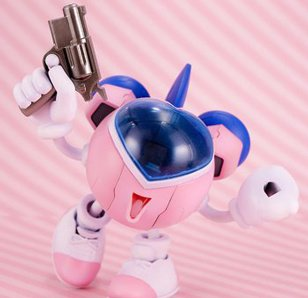 Pop'n TwinBee: Rainbow Bell Adventures - Winbee Plastic Model Kit