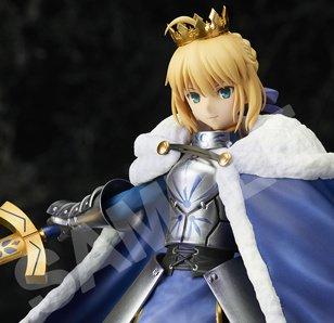 Fate/Grand Order Saber Arturia Pendragon Figure (Deluxe Edition)