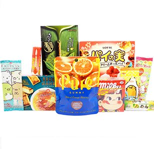 Taste of Japan Snack Box Medium
