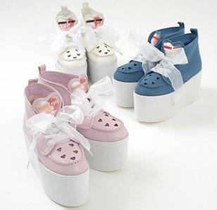 Swankiss Picnic Platform Sneakers