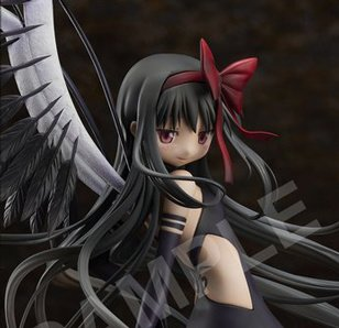 Puella Magi Madoka Magica the Movie: Rebellion Devil Homura 1/8 Scale Figure