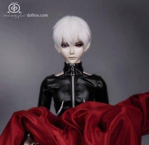 Tokyo Ghoul Ken Kaneki Cast Doll