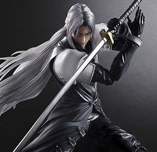 Play Arts Kai Final Fantasy VII: Advent Children - Sephiroth