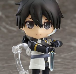 Nendoroid Sword Art Online the Movie: Ordinal Scale Kirito