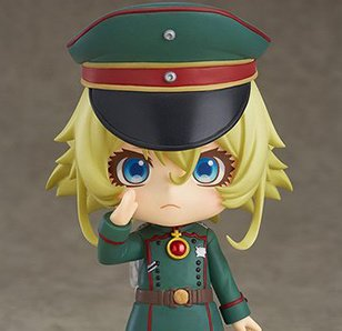 Nendoroid Saga of Tanya the Evil Tanya Degurechaff