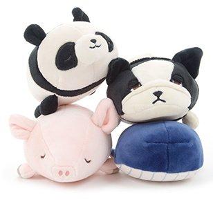 Marshmallow Animal Mascots