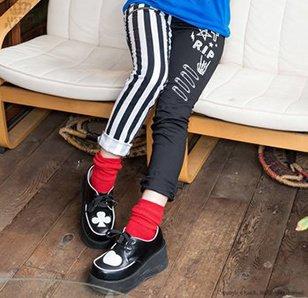 LISTEN FLAVOR Midnight Rockin' Skinny Jeans