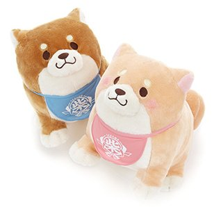 Chuken Mochi Shiba Sakura to Monaka Sukutto Big Plush Collection