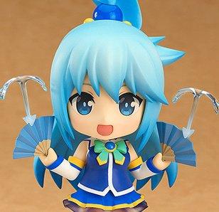 Nendoroid KonoSuba Aqua