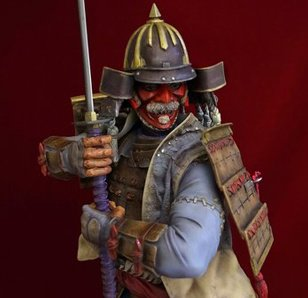 For Honer Kensei 1/4th Scale Figure