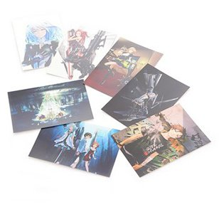 BEATLESS Postcard Set