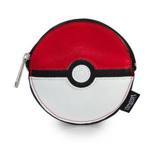 Loungefly x Pokémon Pokéball Coin Bag