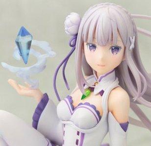 Ani Statue Re:Zero -Starting Life in Another World- Emilia (Re-run)