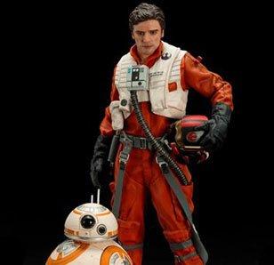 ArtFX+ Star Wars Poe Dameron & BB-8