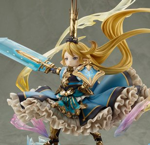 Granblue Fantasy Little Holy Knight Charlotte 1/8 Scale Figure