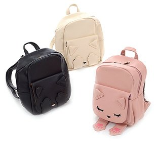 Pooh-chan Peek-a-Boo Mini Backpack