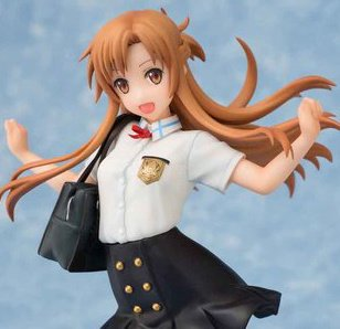 Sword Art Online Asuna Yuuki: Summer School Uniform Ver 1/7 Scale Figure