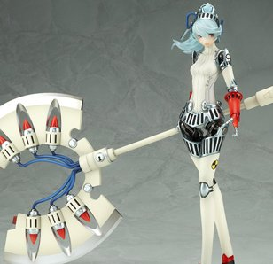 Persona 4 Arena Labrys Naked Ver.