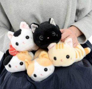 Tsuchineko Suzumi Cat Pen Pouches