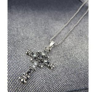 Cross Short Necklace B